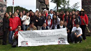 Central Council Tlingit and Haida Indian Tribes of Alaska: Youth Leadership Conference